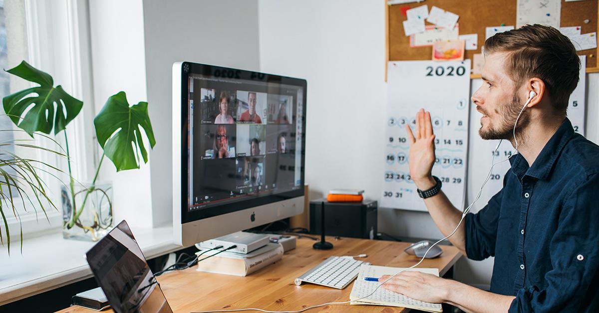 Cómo combatir la fatiga que nos producen las videollamadas