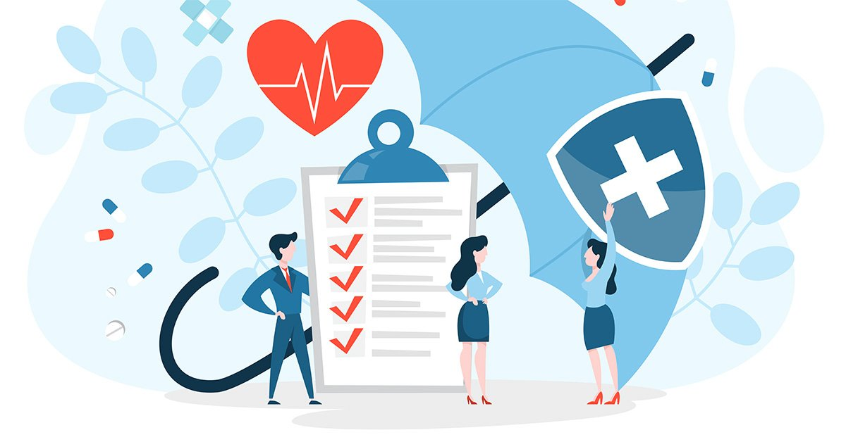 Cómo elegir un seguro complementario de salud para tus colaboradores